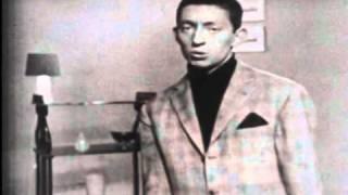 """Serge Gainsbourg """"Le Poinçonneur des Lilas"""" 1958"""