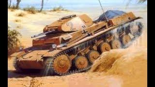 Order of Battle: World War II - кампания / Вступление в Египет / часть 3. стрим
