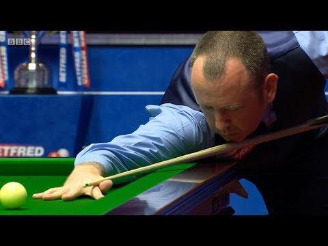 Mark Williams Blindly Shot v John Higgins Final World Championship 2018