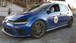 Hellcat DESTROYER - VW Golf SMASHES Big V8's