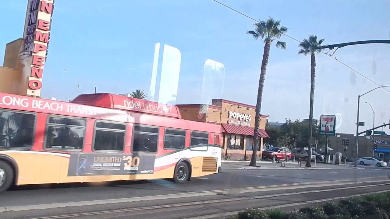 Blue Line Long Beach Construction