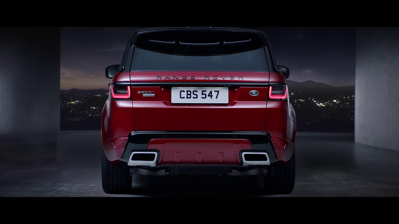 Range Rover Sport Interior >> New Range Rover Sport Interior Exterior Design Features Land Rover Usa