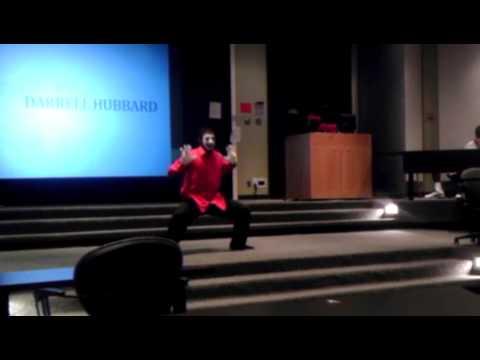 Let it go kirk franklin mime -Darrell Hubbard
