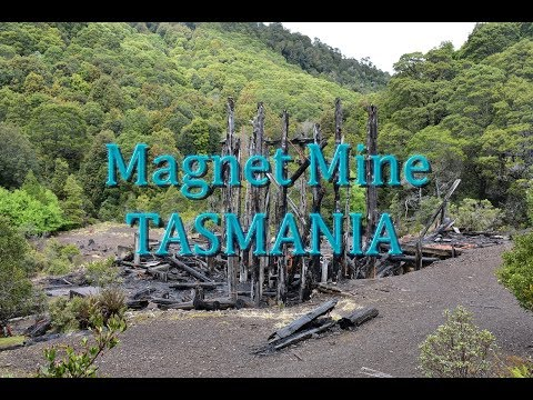 Magnet Mine [2018] West Coast, Tasmania.