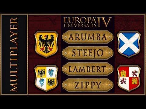 EU4 Beyond Typus Multiplayer 72