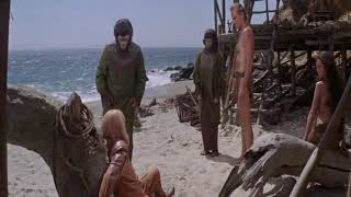 PLANET OF THE APES 1968 MAYMUNLAR CEHENNEMi SHOW TV
