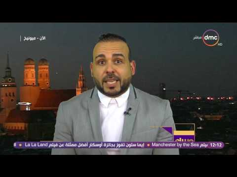 DMC TV Channel Live with Ahmed Farid apout the 7 new planets (TRAPPIST-1)