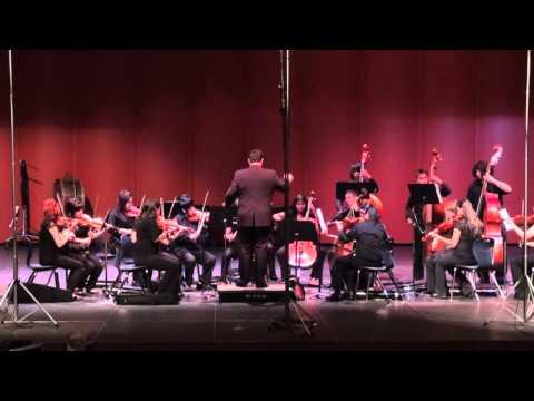 """Henderson Middle School Philharmonic Orchestra: Concerto in G Major """"Alla Rustica"""" Vivaldi"""