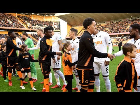 Alternative Highlights | Wolves 0-0 Swansea
