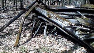 How To: Building A Ground Deer Blind-no Tools Needed!