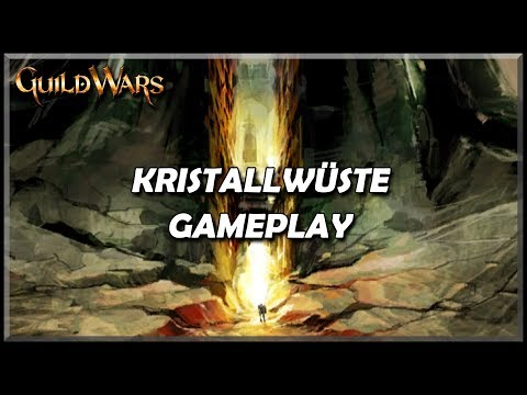 Guild Wars | Kristallwüste Gameplay