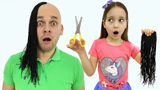 صوفيا وأبي قصة تعليمية للأطفال عن قواعد السلوك وآداب السلوك