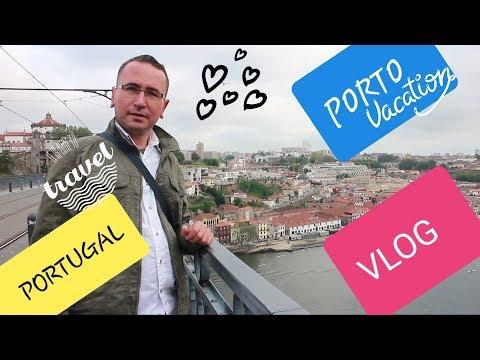 PORTEKİZ PORTO VLOG & PORTUGAL