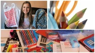 Back to School Supplies Haul! Thumbnail