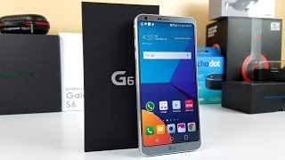 LG G6 - The Official One is Here!