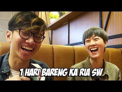 PIPVLOG#9 - SATU HARI BARENG KA RIA SW