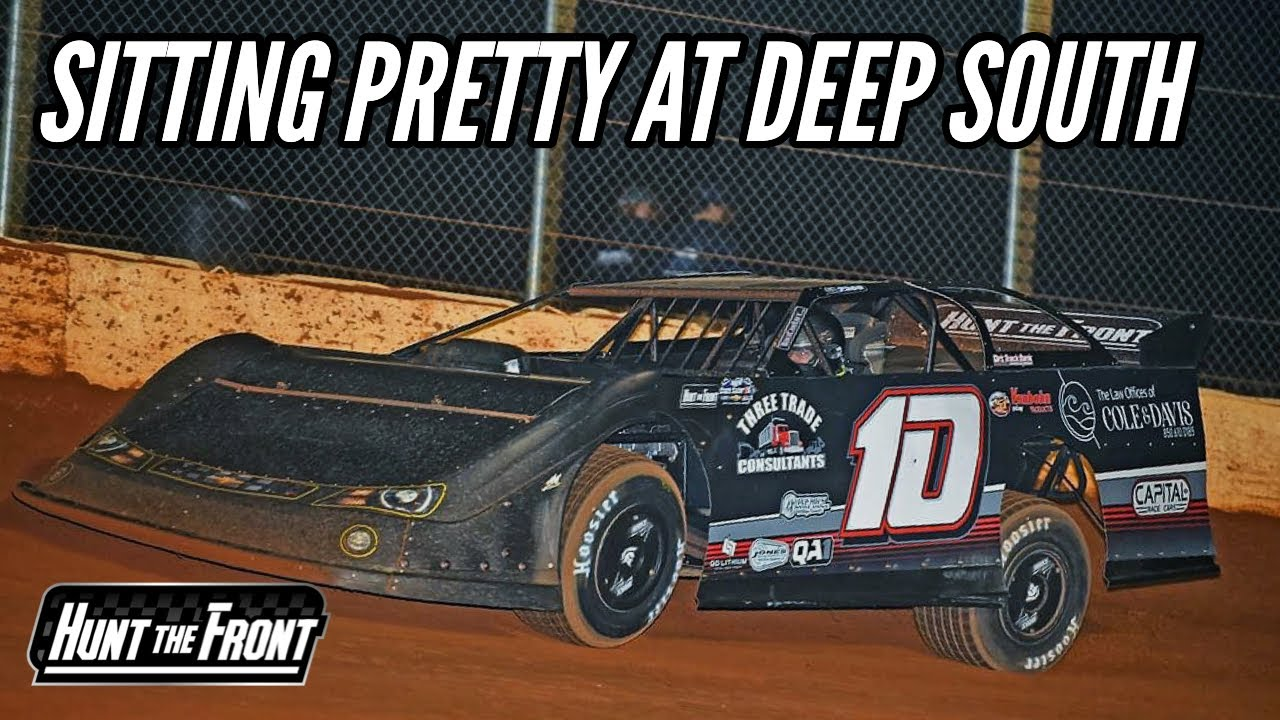Keeping the Momentum Rolling for $10k! Digging Hard at the Deep South 100