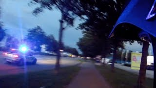 Police Chase the Bikers! Will They Get Away?