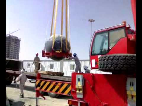 LIFTING globe diri sa saudi balaw