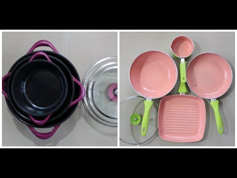 Tips to maintain non stick cookware/How to maintain your non stick cookware