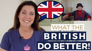 What happens when you compare the UK vs USA? As an American expat l...