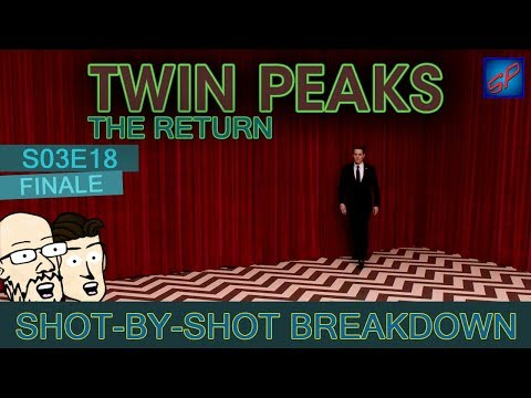 Twin Peaks: The Return Part 18 - Series Finale s03e18 - Shot-by-Shot Breakdown/Analysis