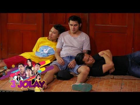 3 Jolay Tidur di Emperan Toko Gara Gara Bang Togap! - 3 Jolay Episode 8