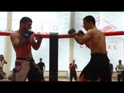 Колизей: Битва Чемпионов 7: Интизор Бекмуродов (Таджикистан) vs. Замирбек Бексултан(Кыргызстан)|70кг