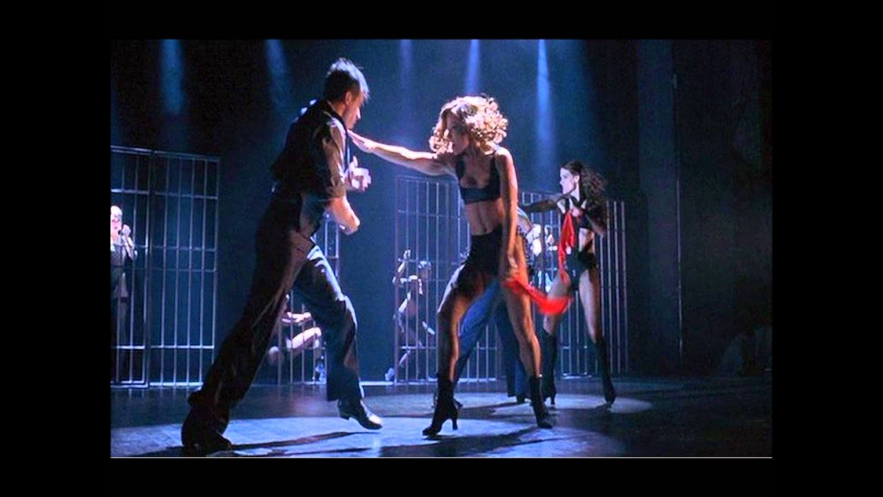 chicago cell block tango analysis movie Cell block tango is a song from the 1975 musical chicago, with music  composed by john  in the 2002 film, this musical number is performed by  catherine zeta-jones (as velma kelly), susan misner (as liz), denise faye (as  annie), deidre.