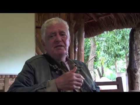 Organopónico Alamar Habana, Cuba entrevista con Ing. Miguel Salcines