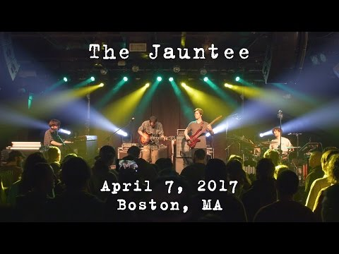 The Jauntee: 2017-04-07 - Paradise Rock Club; Boston, MA (Complete Show) [4K]
