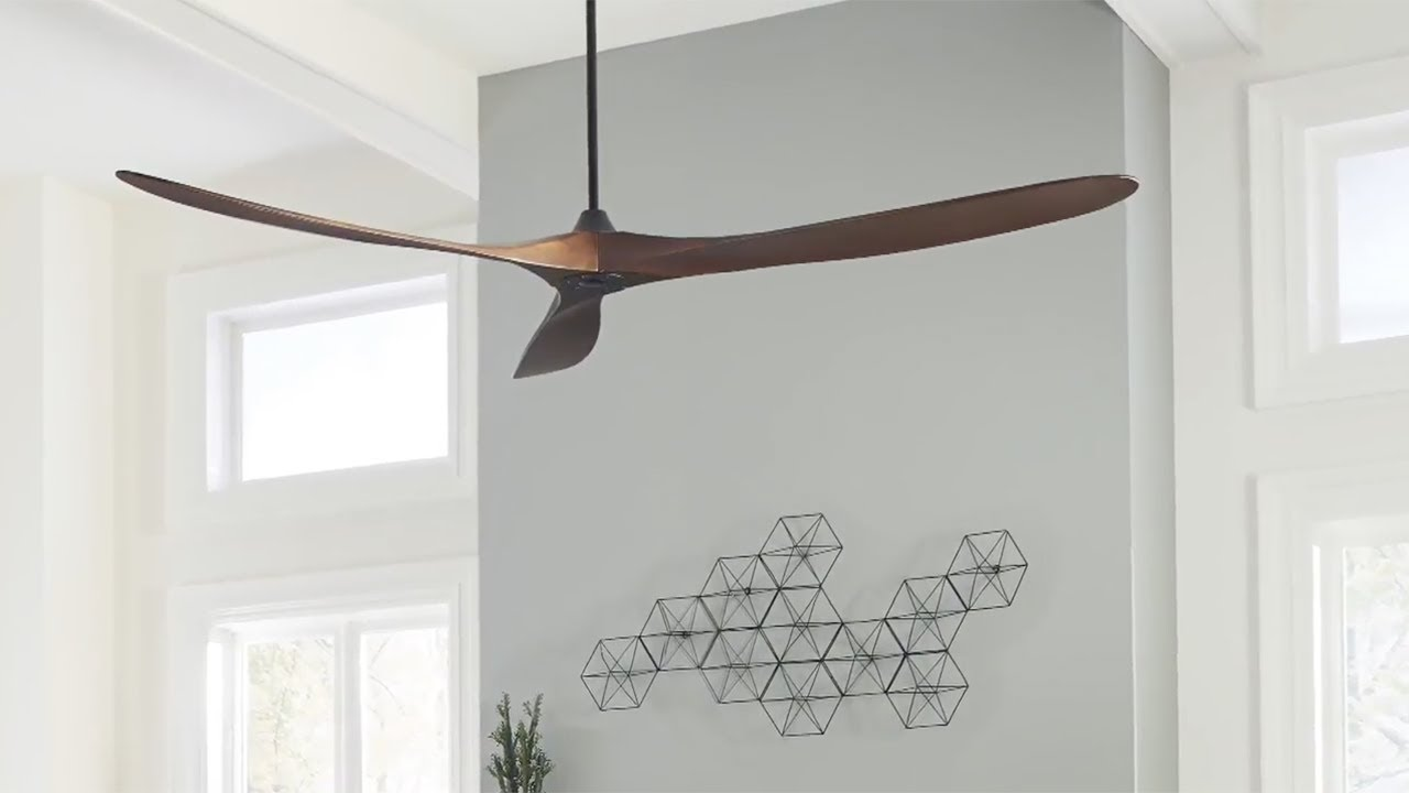 New ceiling fans for 2017 from monte carlo youtube new ceiling fans for 2017 from monte carlo mozeypictures Choice Image