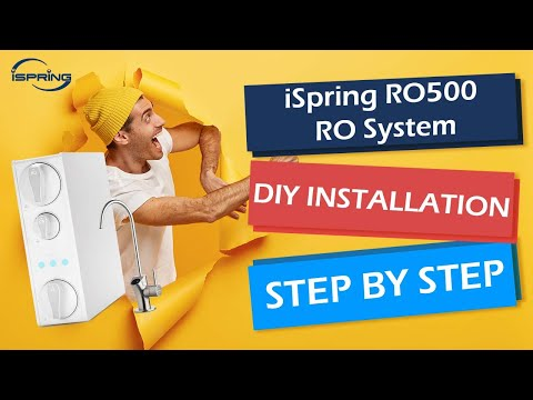 ispring-ro500-tankless-ro-reverse-osmosis-500gpd-water-filtration-system-diy-installation