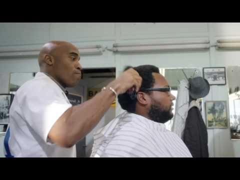"""Ghetto Tiki's Barber Shop: """"It's Not Surprising"""" VOICE OVER!"""