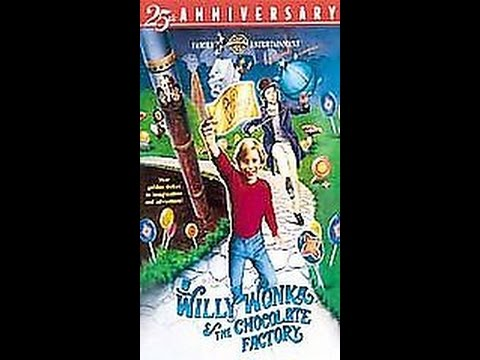 Willy Wonka And The Chocolate Factory Vhs Opening To Willy Wonka...