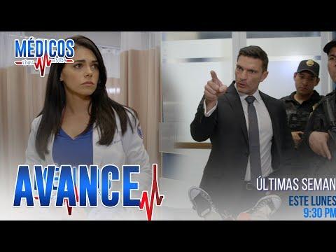 AVANCE - C-76: ¿Regina será acusada de negligencia? | Médicos, línea de vida - Las Estrellas