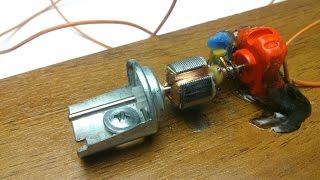 Как работает электромотор?(Видео о том, как работает электродвигатель постоянного тока. Просто, без заумностей. Группа Техномания..., 2016-09-19T17:42:50.000Z)