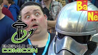Barnacules Does Emerald City Comicon 2016