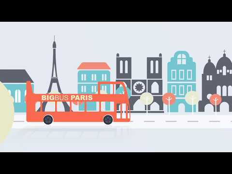 The Paris Pass®: 60+ Attractions on 1 Card - Video