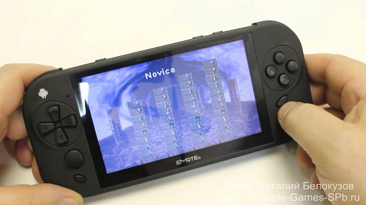 PS Vita 1000 - обзор игровой приставки - YouTube