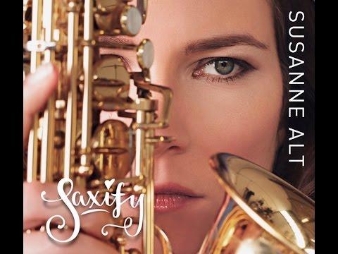 SUSANNE ALT: SAXIFY (SINGLE VERSION)