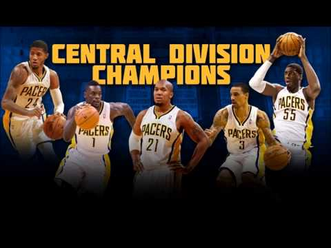 NBA Paul George and Indiana Pacers Theme Song Playoff Music - Blue Collar Gold Swagger