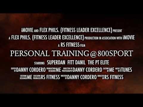 Personal Training @ 800SPORT Dubai, UAE