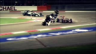 F1 2014 Bahrain Grand Prix Race BBC Highlights