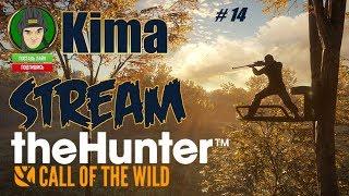 ''АЖ ПЕРЬЯ ЛЕТЯТ...'' theHunter™: Call of the Wild - №14 ▶️ Kima STREAM - BANDA77  18+