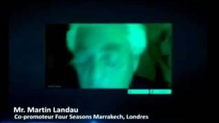Analyse et expérience du secteur de l'immobilier de luxe au Maroc par Mr Martin Landau p1