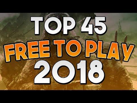 💥 TOP 45 MEJORES FREE TO PLAY DE 2018 | Poco, Medios, Altos Requisitos 🎮 ByLion Tops