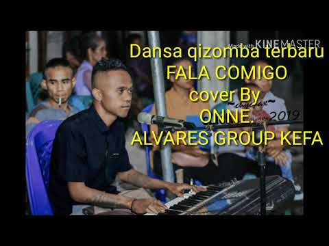 Lagu Dansa Qizomba Terbaru 2020. Cover By ONNE ALVARES GROUP KEFA