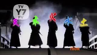 Могучие Рейнджеры супер Самураи 13 серия 1 часть