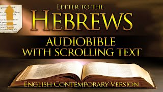 Holy Bible Audio: HEBŔEWS (Contemporary English) With Text